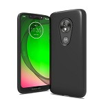 (F01) MOTO G7 PLAY TPU - BLACK