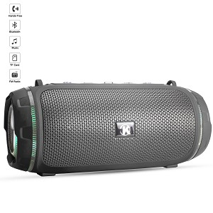 (01-KH) BLUETOOTH SPEAKER TUBE K33 - BLACK