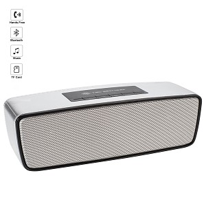 (01-KH) BLUETOOTH SPEAKER SOUND BAR - SILVER