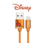 (UC) LICENSED DATA SYNC CABLE LIGHTNING DISNEY - ZOOTOPIA NICK
