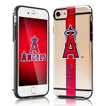 (D01) LICENSED TEAM IPHONE 7 / 8 HYDROCLEAR - LOS ANGELES ANGELS