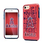 (D01) LICENSED TEAM IPHONE 7 / 8 IMPACT DUAL HYBRID - LOS ANGELES ANGELS