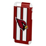 (D01) LICENSED TEAM IPHONE 6/6S DUAL HYBRID 2-PIECE - ARIZONA CARDINALS