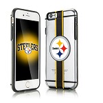 (D01) LICENSED TEAM IPHONE 6/6S HYDROCLEAR - PITTSBURGH STEELERS