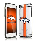 (D01) LICENSED TEAM IPHONE 6/6S HYDROCLEAR - DENVER BRONCOS