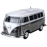 (1-MA) PORTABLE BLUETOOTH LED SPEAKER - VW BUS BLACK