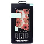 (1-SR) IPHONE 6/6S  SONIX - ACTIVE SERIES RUGGED CASE W/ BUILT IN SCREEN PROTECTION - BLOSSOM (RETAIL PACKED)