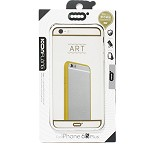 (1-SR) IPHONE 6S PLUS ICON ART - WHITE (RETAIL PACKED)