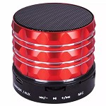 (NU) BS-211 MINI PORTABLE BLUETOOTH SPEAKER - RED