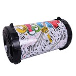 (NU) BS-5509 BAZOOK BLUETOOTH SPEAKER - MUSIC BAZOOKA