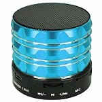 (NU) BS-211 MINI PORTABLE BLUETOOTH SPEAKER - BLUE