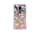(P01) SAMSUNG GALAXY J7 (2018) AIR SKETCH MILKYWAY CASE - ROSE PINK (RETAIL PACKED)