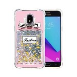 (P01) SAMSUNG GALAXY J7 (2018) ART MILKYWAY CASE - PERFUME PINK (RETAIL PACKED)