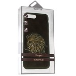 (01-CO) IPHONE 8 PLUS / 7 PLUS TPU IMAGE - EAGLE HEAD (RETAIL PACKED)