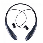 (XM) HV-900 BLUETOOTH 4.0 WIRELESS SPORTS STEREO HEADSETS SWEATPROOF - BLACK