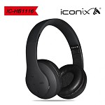 (XM) WIRELESS BASE EARPHONE WITH MIC X-HB1116 - BLACK