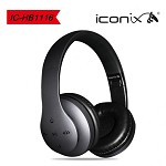 (XM) WIRELESS BASE EARPHONE WITH MIC X-HB1116 - GRAY