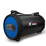(IL) X-MAX WIRELESS SPEAKER X-106 - BLUE