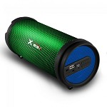 (IL) X-MAX LIGHTS WIRELESS SPEAKER X-112L - BLUE