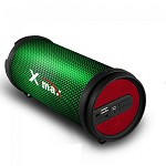 (IL) X-MAX LIGHTS WIRELESS SPEAKER X-112L - RED