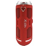(IL) X-MAX WIRELESS WATERPROOF SPEAKER - RED