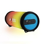 (MA) AXESS 1043 HI-FI BLUETOOTH SPEAKER WITH LED LIGHT - BLUE