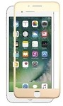 TEMPERED GLASS FOR IPHONE 7 / 8 FULL COVERAGE - GOLD