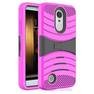 LG K20 PLUS HARMONY WAVE STAND - HOT PINK