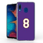 (B01) SAMSUNG A20 AQUAFLEX - KB LEGACY 8 PURPLE