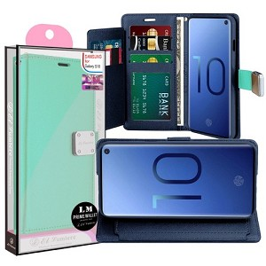 "(1-SR) SAMSUNG S10 PLUS (6.4"") PRIME WALLET - MINT (RETAIL PACKED)"