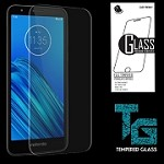 TEMPERED GLASS FOR MOTO E6 - CLEAR