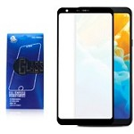 TEMPERED GLASS FOR LG K31 - FULL COVER