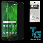 TEMPERED GLASS FOR LG TRIBUTE ROYAL / ARISTO 4 PLUS / ESCAPE PLUS - CLEAR